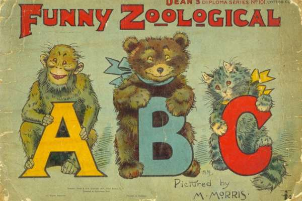 Funny Zoological ABC