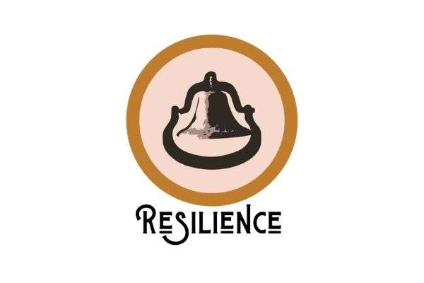 Logo for Resilience - Black Heritage in St. Augustine