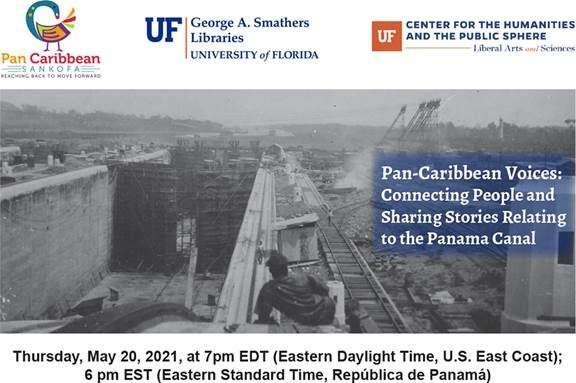 Register for Pan-Caribbean Voices Below