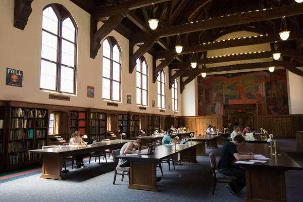 Smathers Grand Reading Room